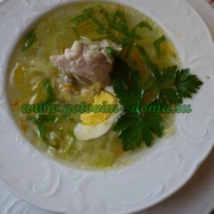 Его величество суп