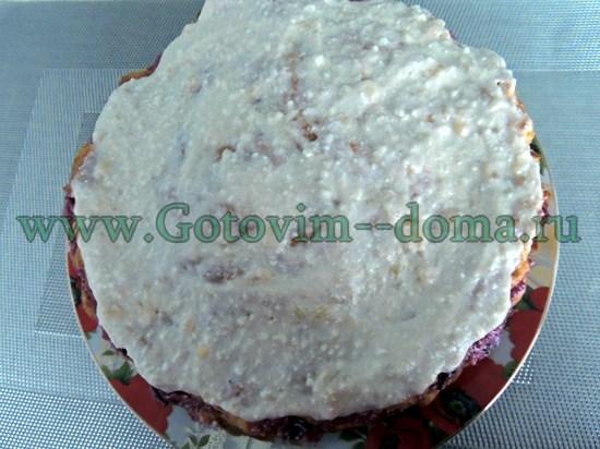 белый крем для торта
