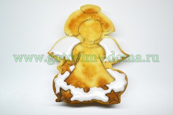 Глазурь на печенье