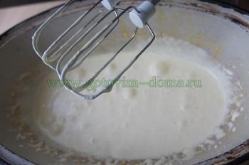 Готовим торт птичье молоко